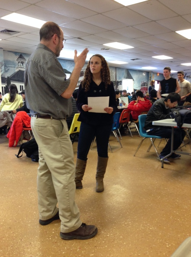 Week 17-- Student and Teacher, January 2014